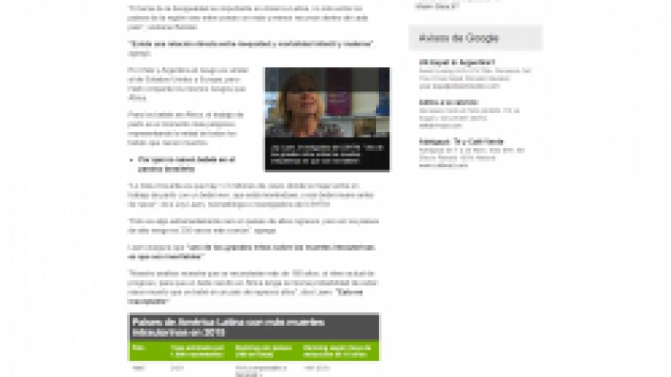 BBC Mundo 20  01 2016