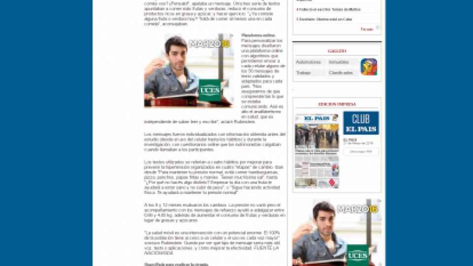 Diario EL PAIS Uruguay