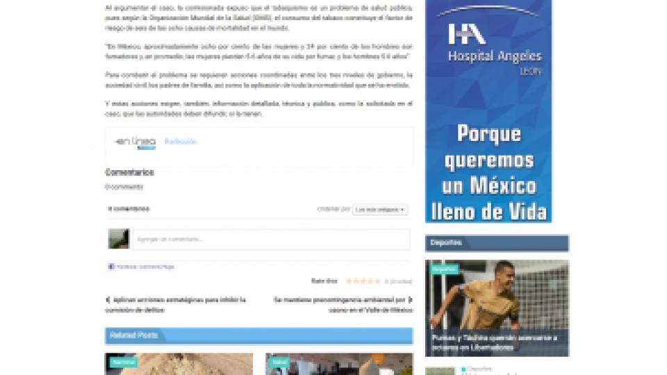 En Linea Mexico 22 02 2016