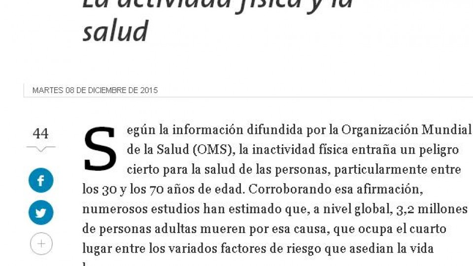 La Nación 8-12-15