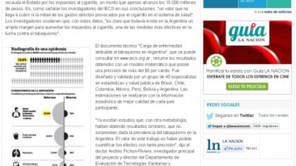 La Nacion 30.05.2013