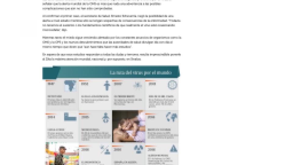 Revista Espejo Mexico Zika